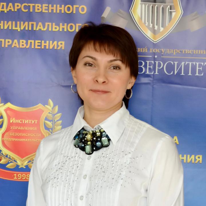 Оксана Юлдашева